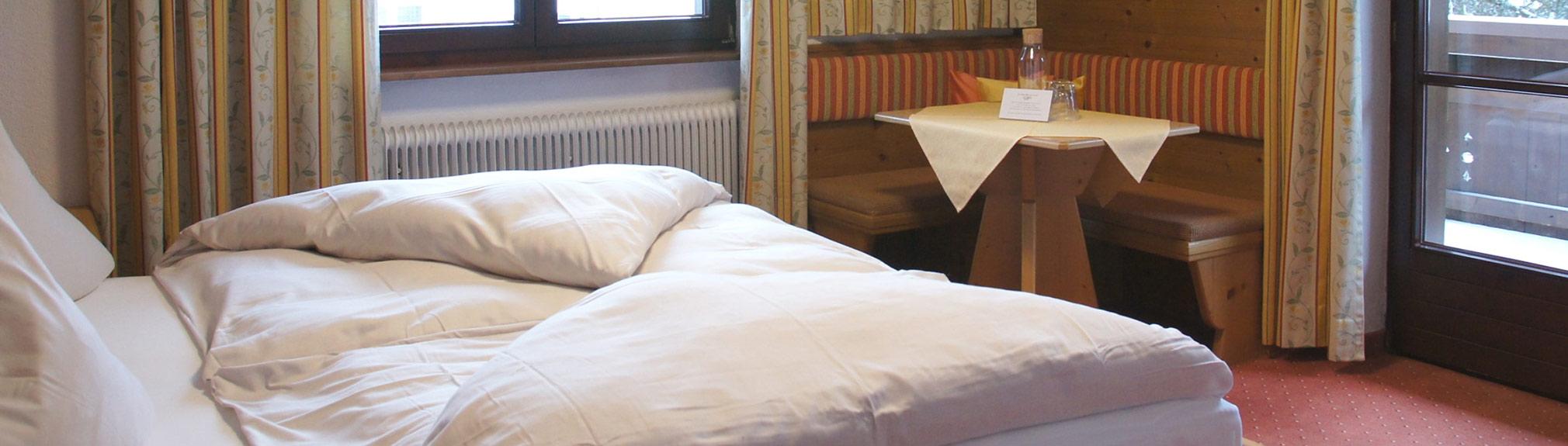 Zimmer im Corso's Annabelle in Sölden