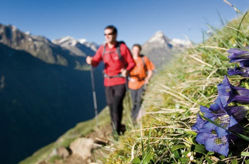 In order to make your hiking holiday in Sölden as pleasant as possible, you can look forward to a number of splendid extra services.